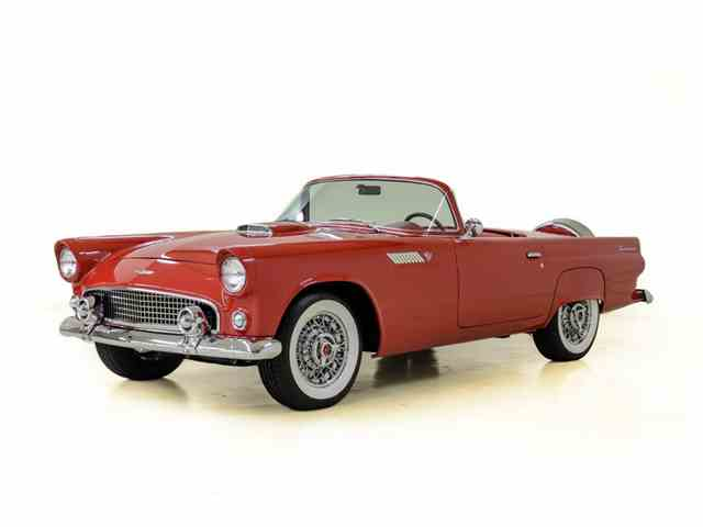 Picture of '56 Thunderbird - NHML