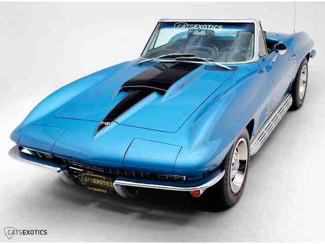 Picture of '67 Corvette - NHMV