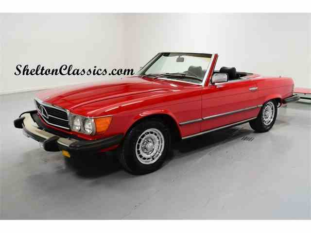 Picture of '77 450SL - NHMX