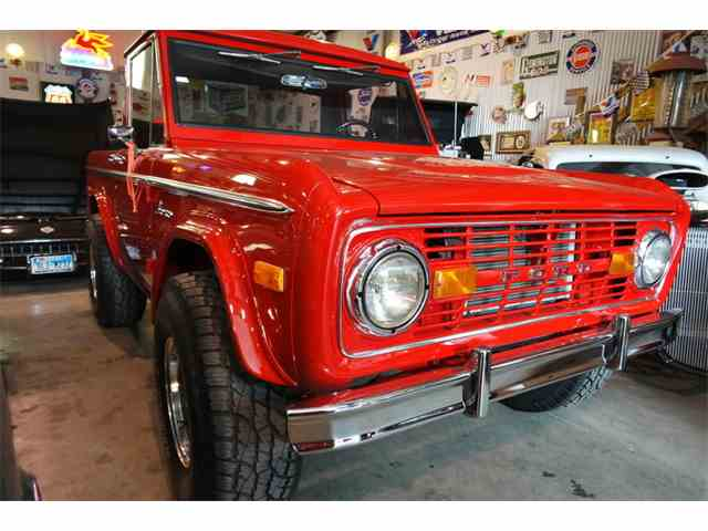 Picture of '75 Bronco - NDIB