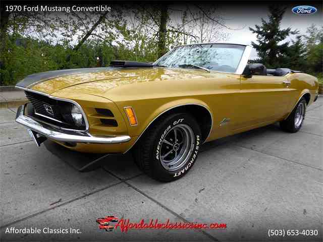 Picture of '70 Mustang - NHNE