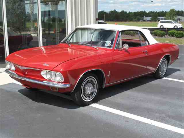 Picture of '65 Corvair - NHNK