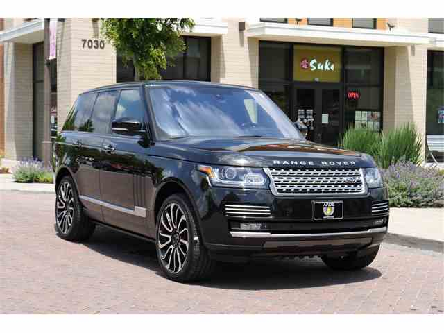 Picture of '15 Land Rover Range Rover located in Brentwood Tennessee - NHOO
