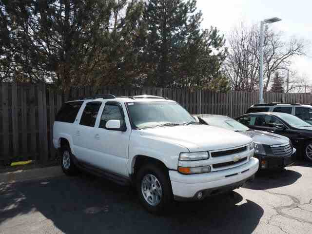 Picture of '05 Suburban - NHOT