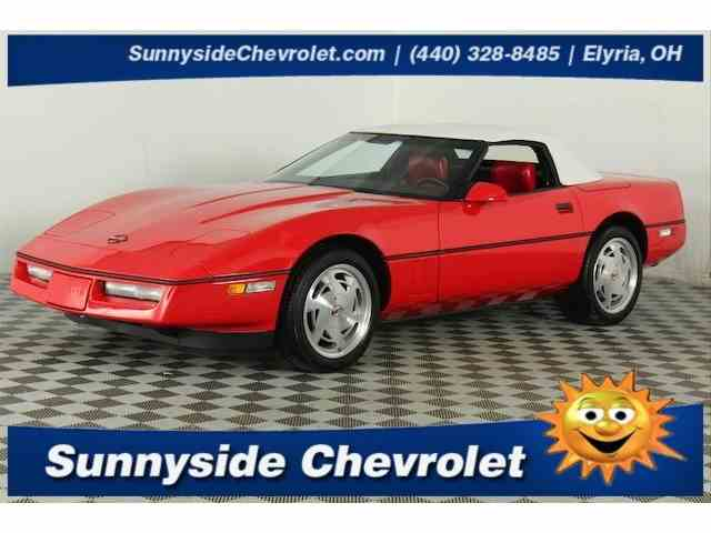 Picture of '89 Corvette - NHP4