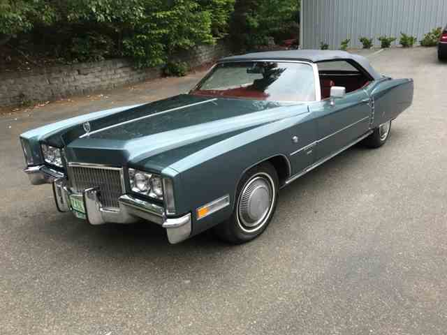 Picture of Classic 1971 Eldorado located in Washington - $23,250.00 Offered by  - NHP6