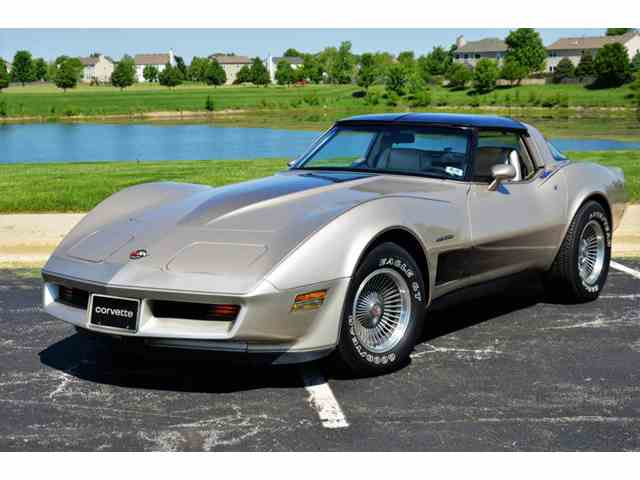 Picture of '82 Corvette - NHPF