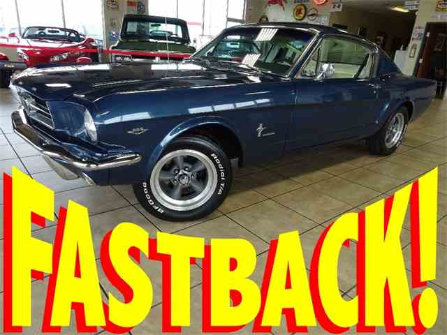 Picture of '65 Mustang - NHPI