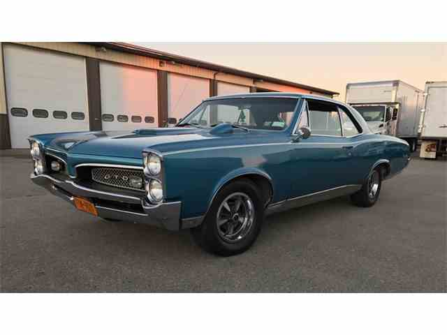 Picture of '67 Pontiac GTO located in Pennsylvania Auction Vehicle Offered by  - NHPS