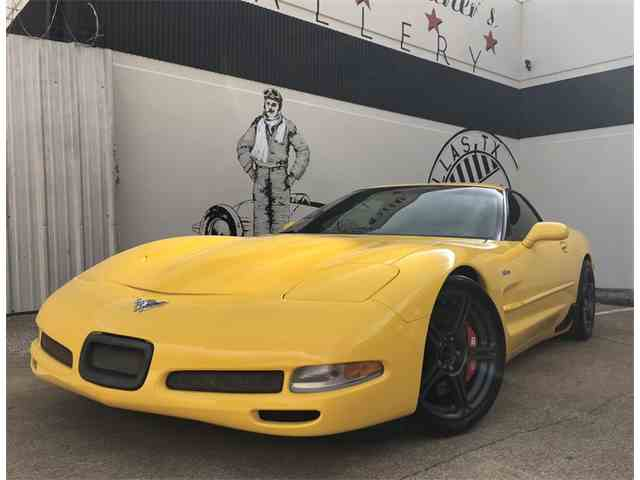Picture of '03 Corvette - NDIL