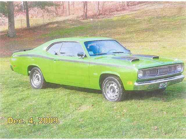 Picture of '71 Duster - NHPU