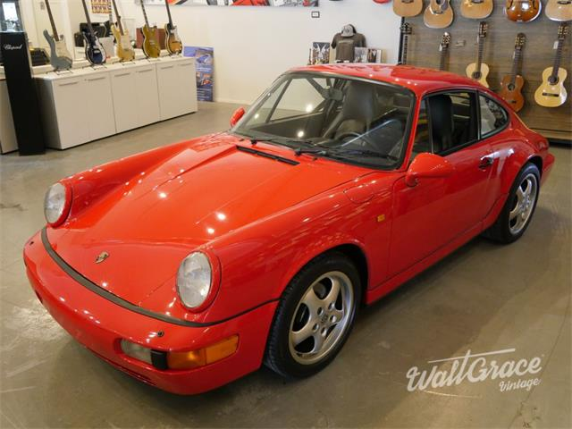 Picture of '93 Porsche 911 Carrera located in Florida Offered by  - NHQ6