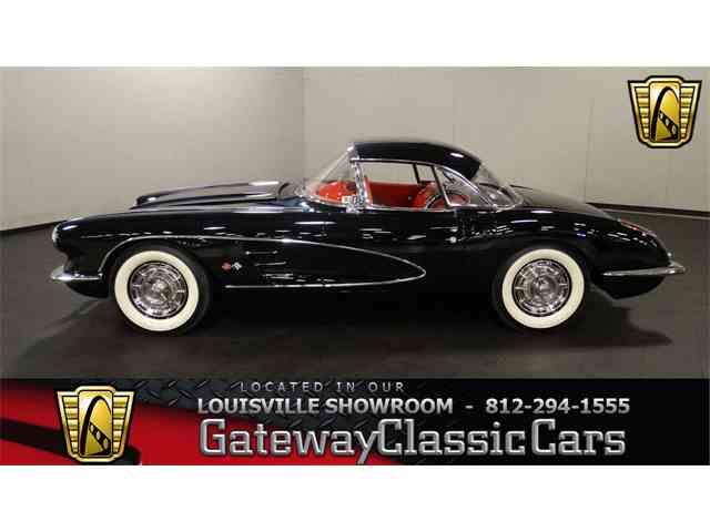 Picture of '59 Corvette - NHRW