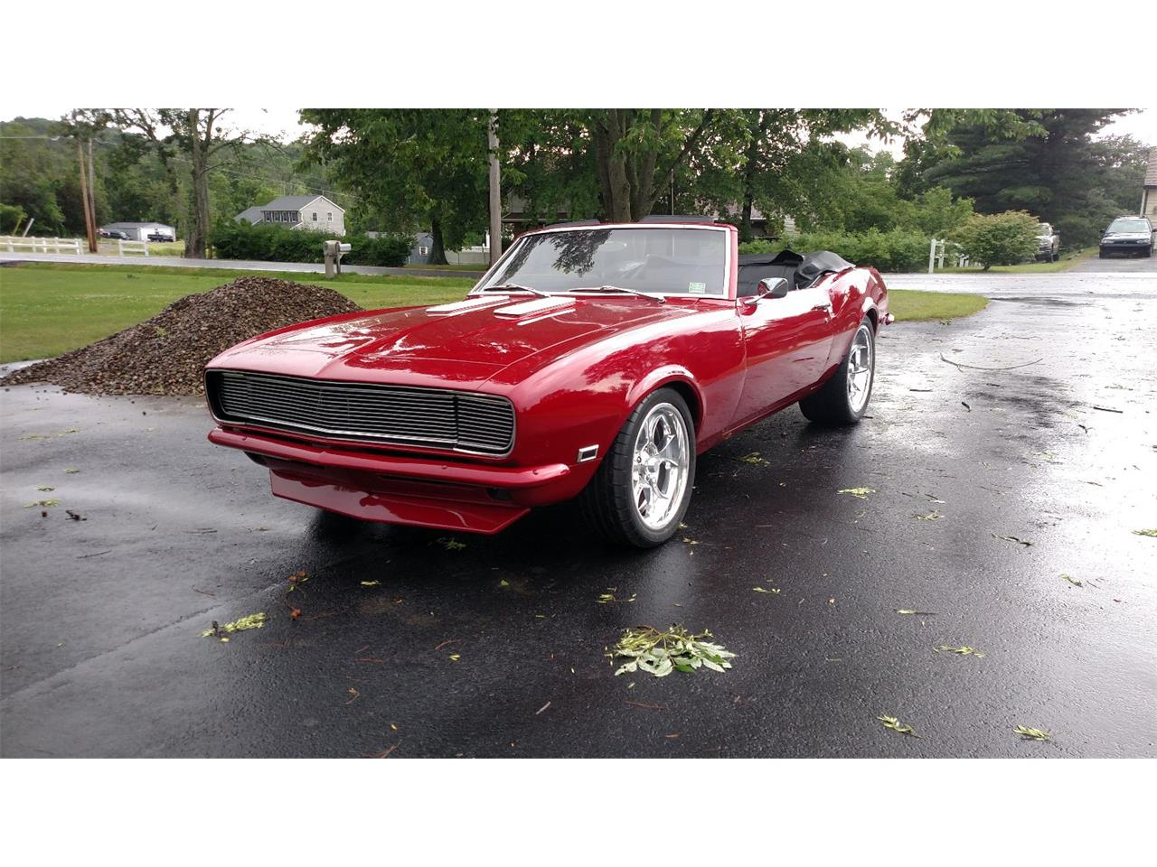 Large Picture of '68 Camaro - NHSA