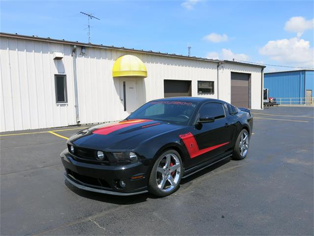 Picture of '10 Mustang (Roush) - NHSI
