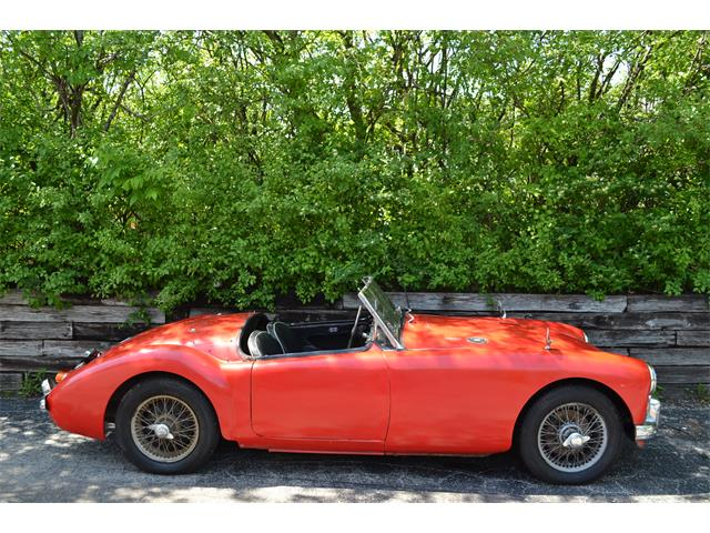 Picture of '62 MGA MK II - NHSM