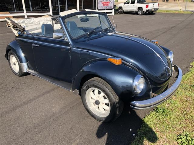 Picture of Classic 1971 Volkswagen Super Beetle located in Georgia - $8,000.00 - NHSN
