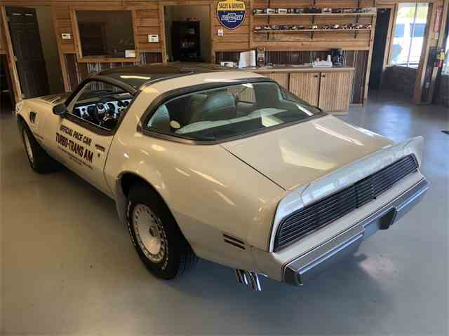 Picture of '80 Firebird Trans Am Turbo Indy Pace Car Edition - NHSP