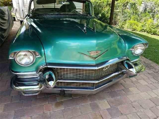 Picture of '56 Cadillac Eldorado Biarritz - NHSS
