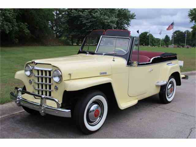 Picture of '50 Jeepster - NHSX