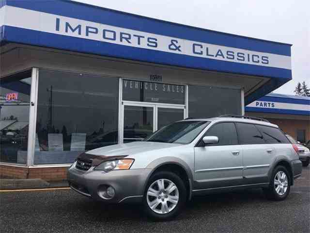 Picture of '05 Subaru Outback located in Lynden Washington - NHT2