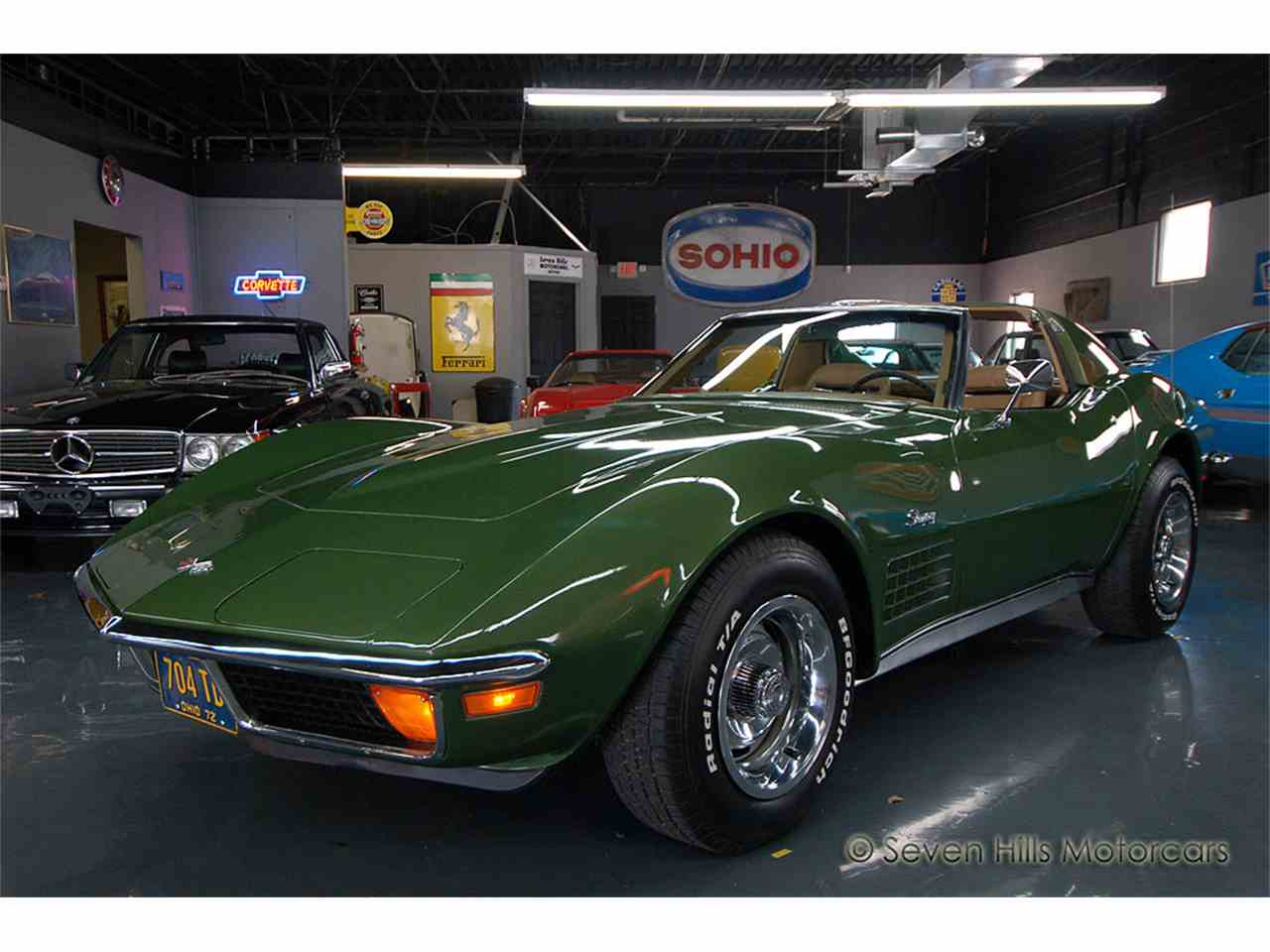1972 chevrolet corvette for sale cc. Black Bedroom Furniture Sets. Home Design Ideas
