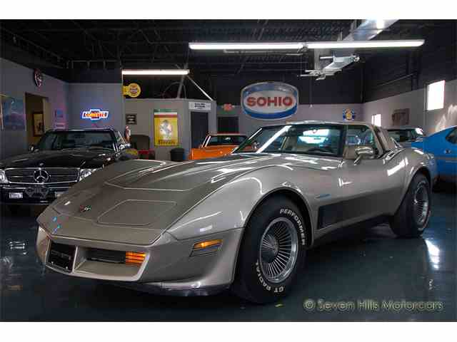 Picture of '82 Corvette located in Ohio - $14,900.00 Offered by  - NHTL