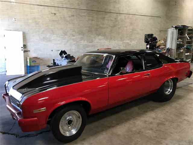 Picture of '74 Nova located in Phoenix Arizona - $15,950.00 Offered by  - NHTM