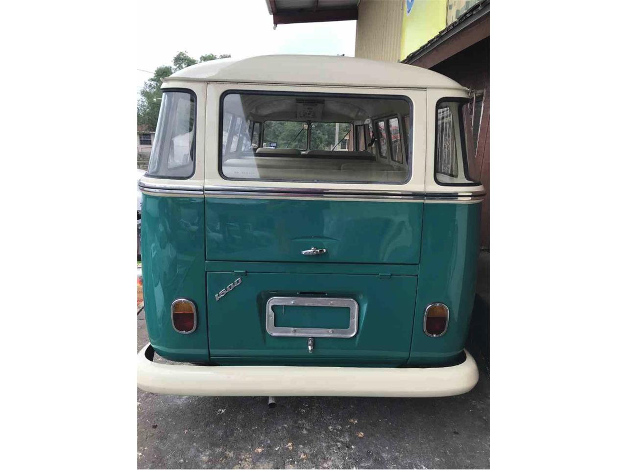 Large Picture of '72 Volkswagen Bus located in Texas - $30,000.00 - NHTT
