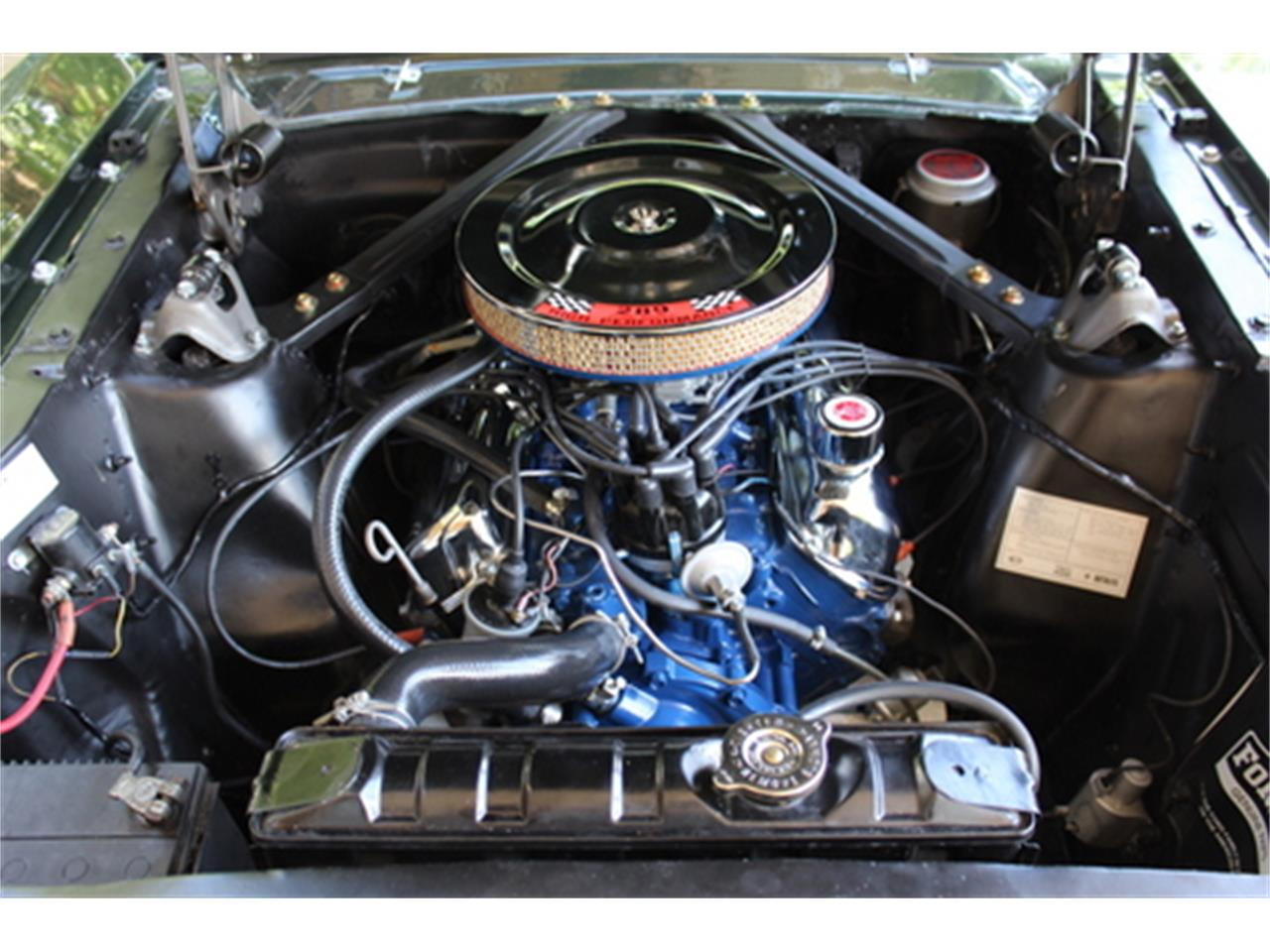 Large Picture of '66 Mustang - NHTW