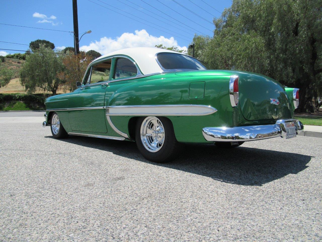 Large Picture of '53 Bel Air - NHUD
