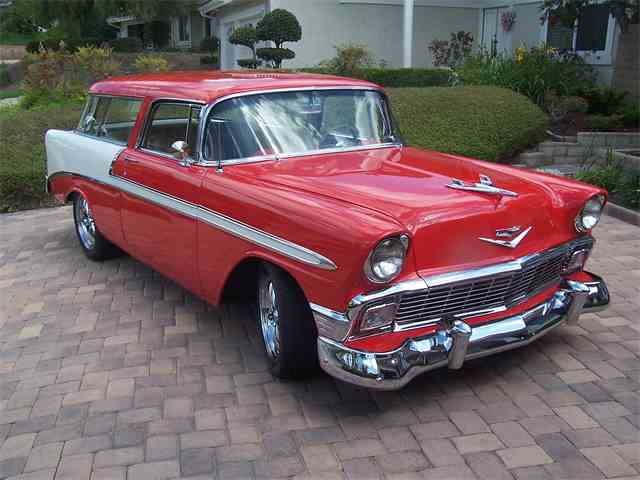 Picture of '56 Nomad - NHUI