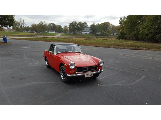 Picture of 1971 MG Midget located in ALTON Illinois - $13,000.00 - NHUM