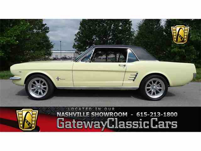 Picture of '66 Mustang - NHV4