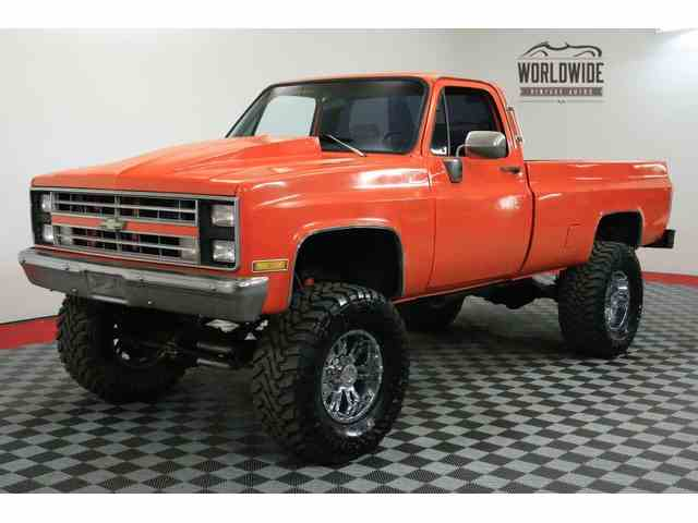 Picture of '86 Chevrolet Pickup located in Colorado - $16,900.00 - NHV5