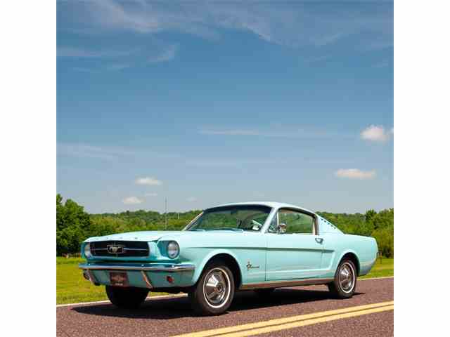 Picture of '65 Mustang - NHV8
