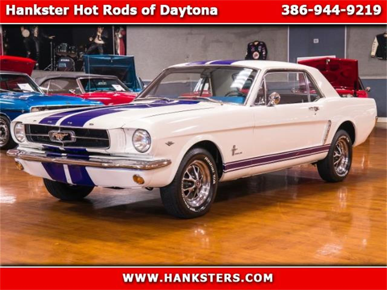 Large Picture of '65 Mustang located in Indiana Pennsylvania Offered by Hanksters Hot Rods - NHVG