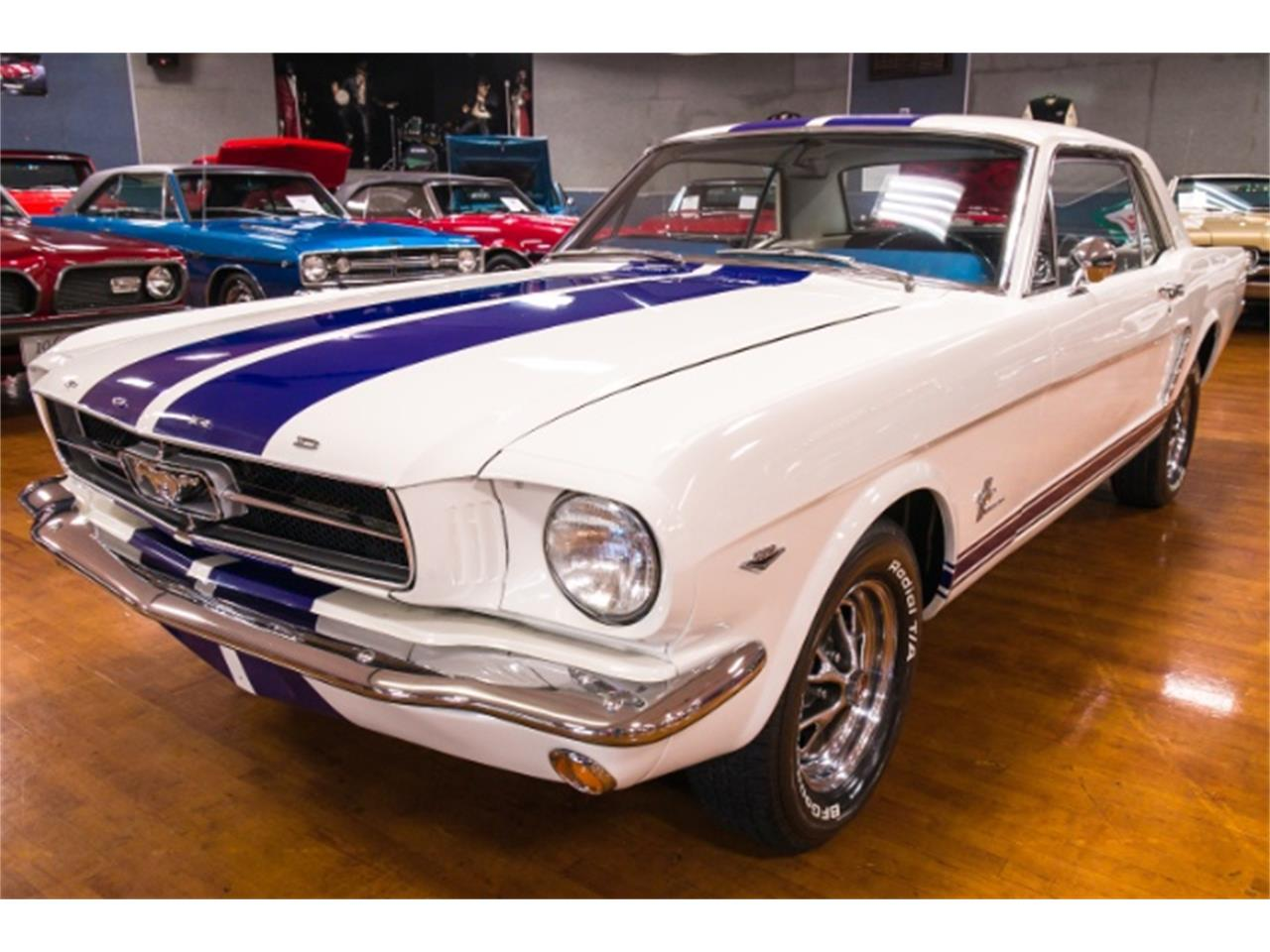Large Picture of Classic 1965 Mustang located in Indiana Pennsylvania Offered by Hanksters Hot Rods - NHVG