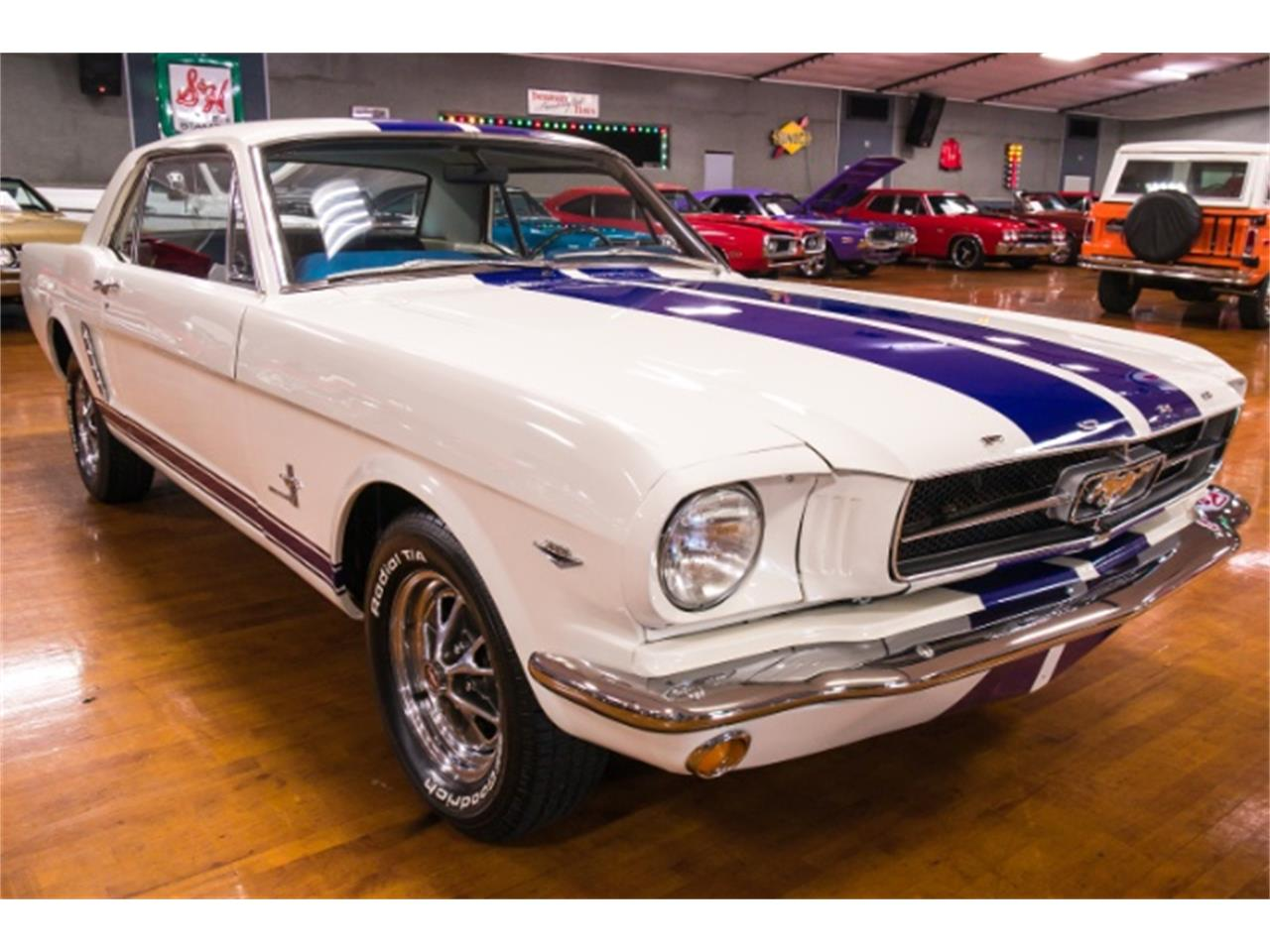 Large Picture of Classic 1965 Mustang located in Pennsylvania - $24,900.00 - NHVG
