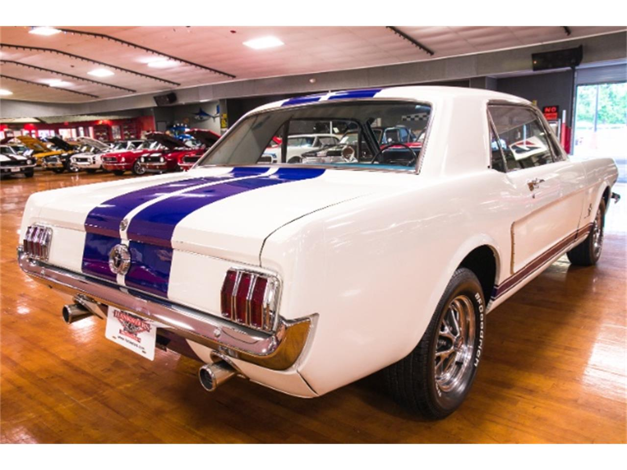 Large Picture of Classic 1965 Mustang located in Pennsylvania - $24,900.00 Offered by Hanksters Hot Rods - NHVG