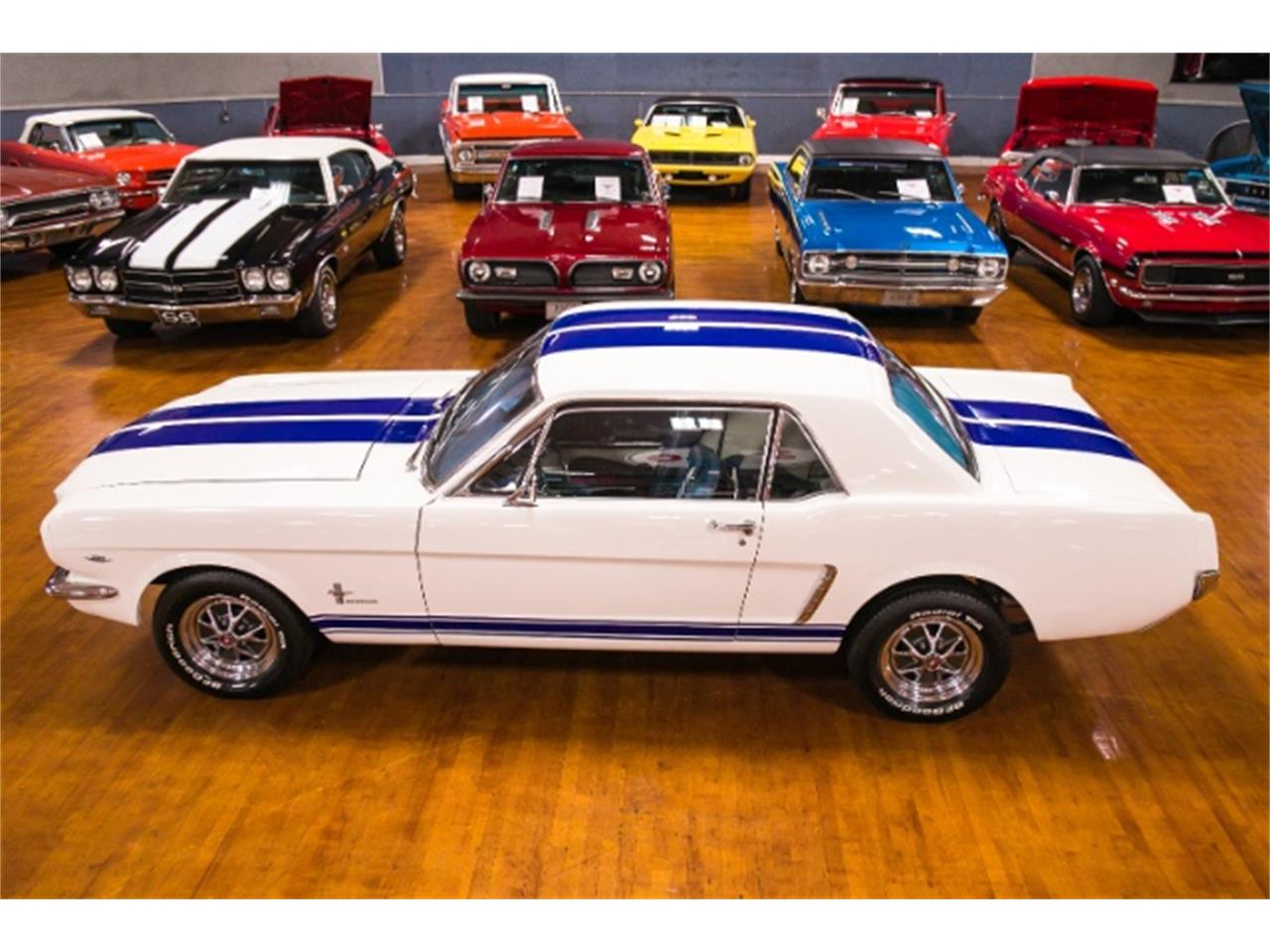 Large Picture of Classic 1965 Ford Mustang located in Pennsylvania - $24,900.00 - NHVG