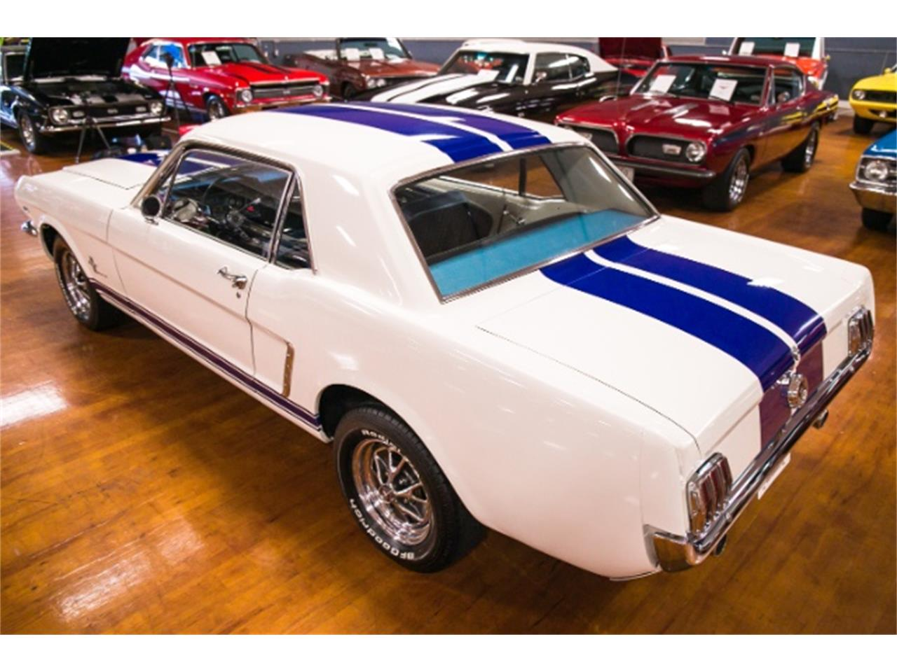 Large Picture of 1965 Mustang - $24,900.00 Offered by Hanksters Hot Rods - NHVG