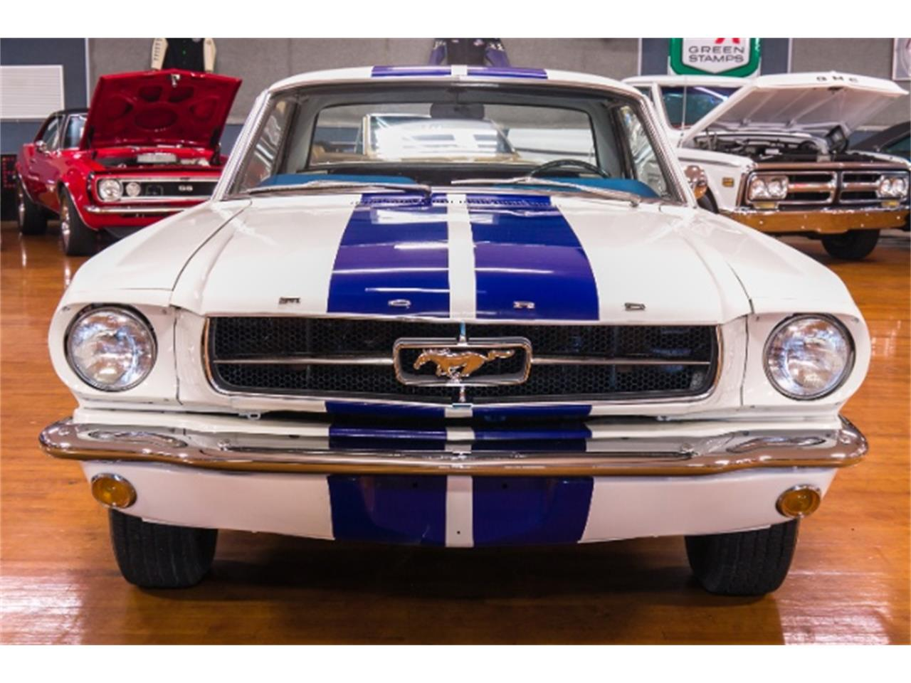Large Picture of '65 Ford Mustang located in Indiana Pennsylvania - $24,900.00 Offered by Hanksters Hot Rods - NHVG