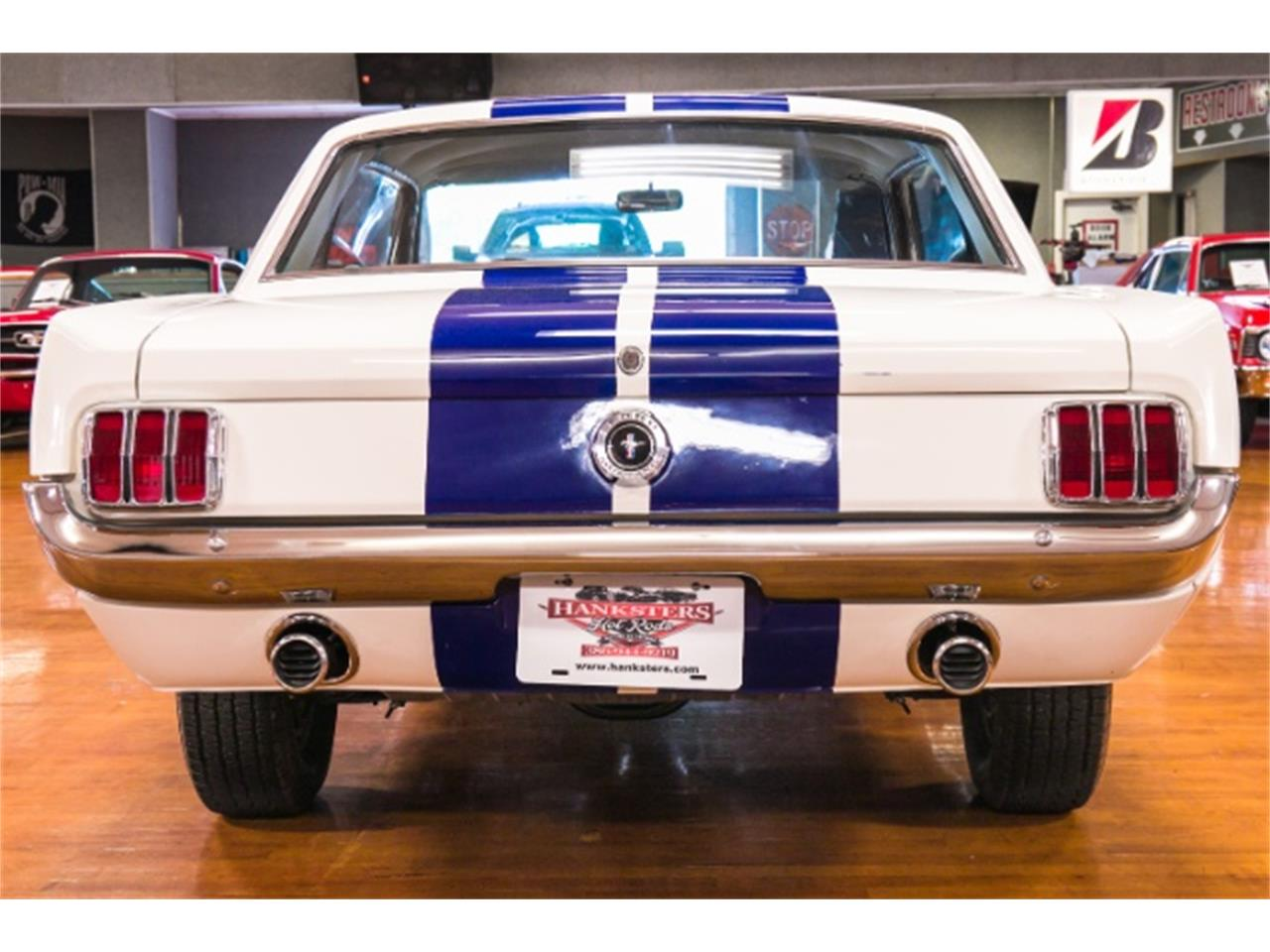 Large Picture of Classic '65 Ford Mustang located in Pennsylvania Offered by Hanksters Hot Rods - NHVG