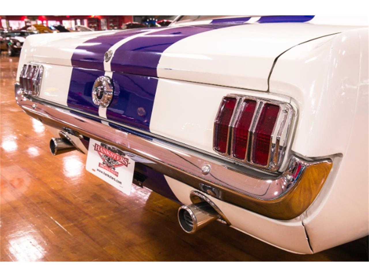 Large Picture of 1965 Ford Mustang located in Indiana Pennsylvania Offered by Hanksters Hot Rods - NHVG