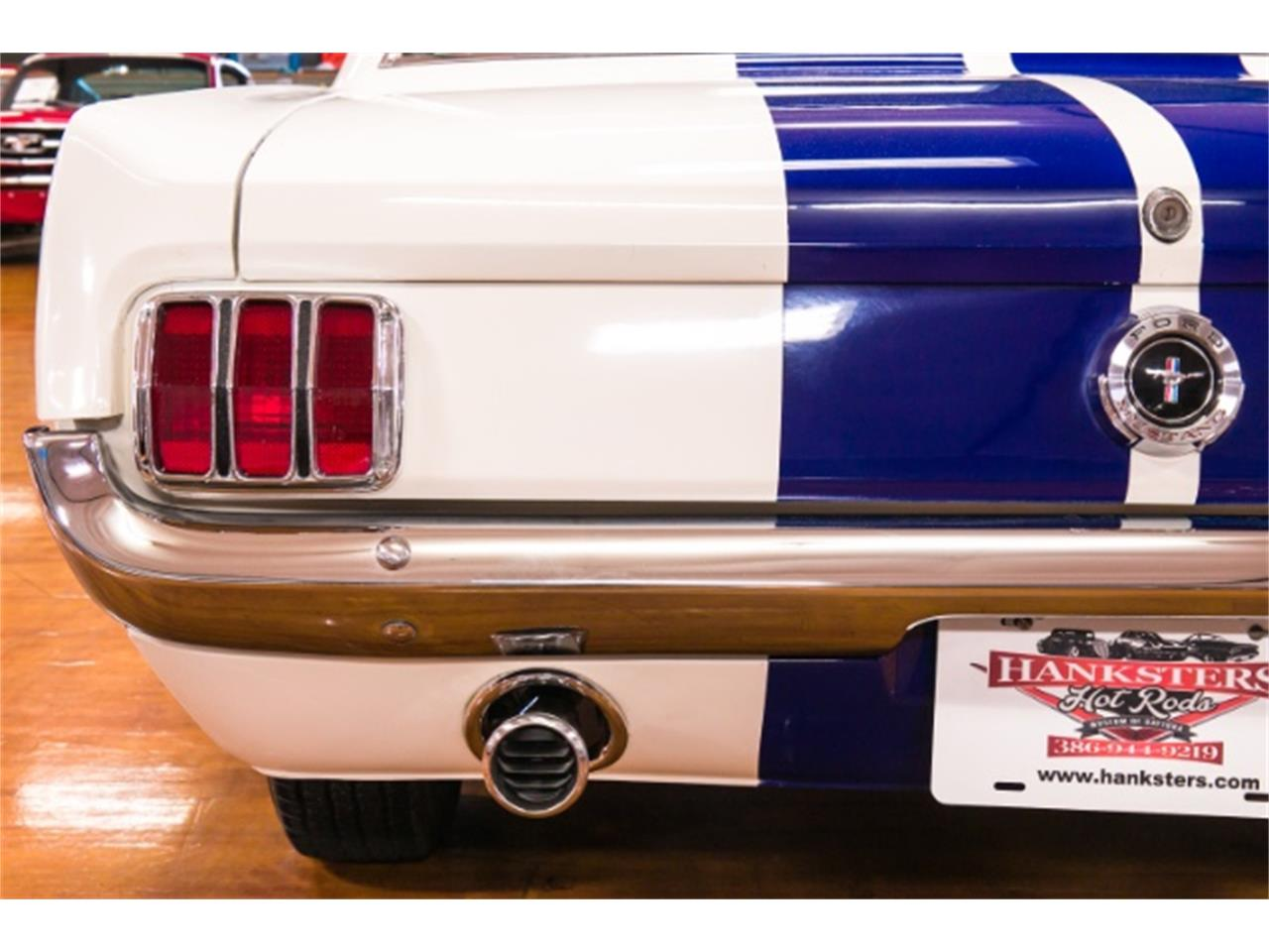 Large Picture of Classic 1965 Ford Mustang located in Indiana Pennsylvania Offered by Hanksters Hot Rods - NHVG