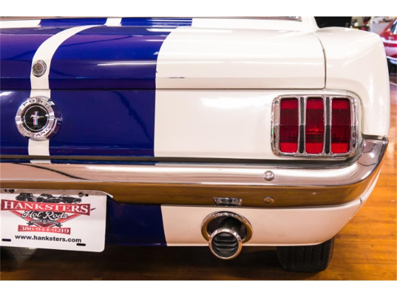 Large Picture of '65 Ford Mustang Offered by Hanksters Hot Rods - NHVG