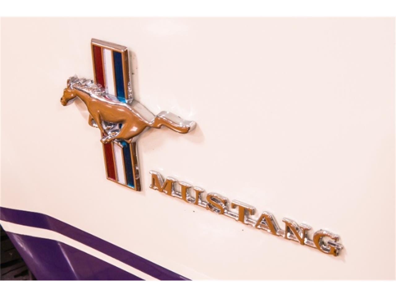 Large Picture of Classic 1965 Mustang - NHVG