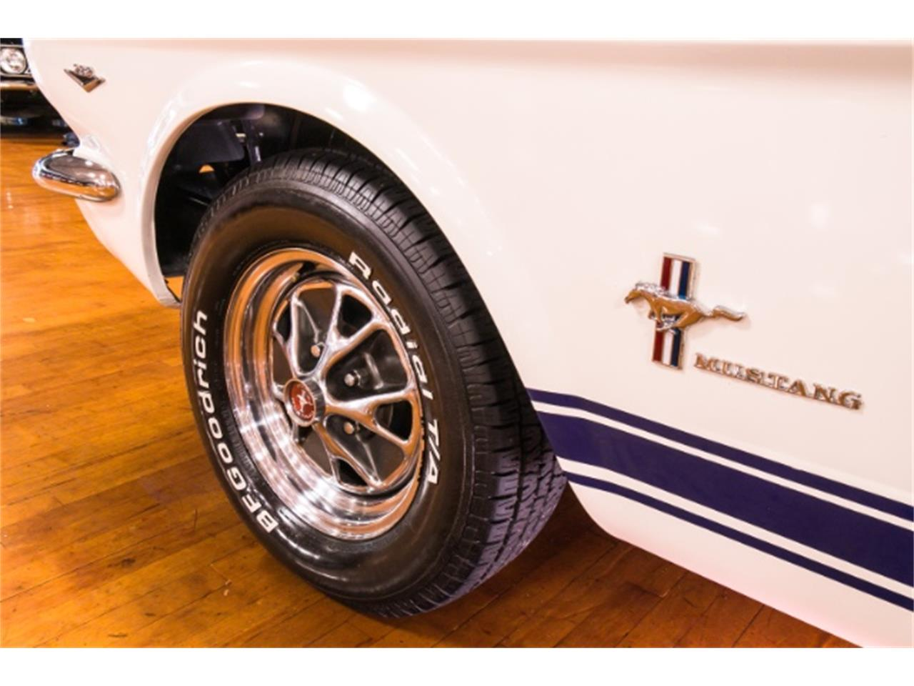 Large Picture of Classic '65 Mustang located in Indiana Pennsylvania Offered by Hanksters Hot Rods - NHVG