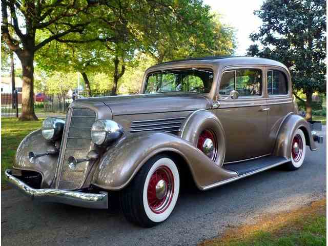 Picture of '35 Buick Sedan located in Texas Offered by  - NHVH